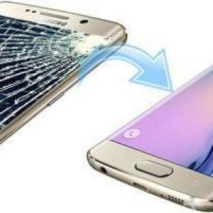 Reconditionare Display Ecran Samsung S6 Edge