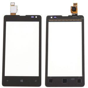 Touchscreen Digitizer Geam Sticla Nokia Lumia 435