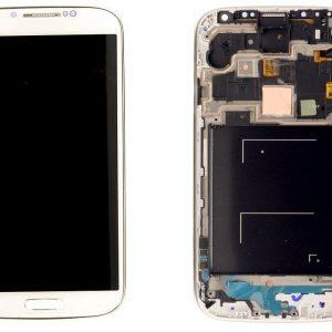 Display Ecran Afisaj Samsung Galaxy S4 I9505 Alb