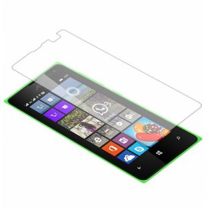 Folie Protectie Sticla Nokia Lumia 435 Tempered Glass