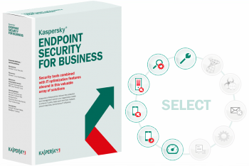 Antivirus Kaspersky Endpoint Security for Business ADVANCED