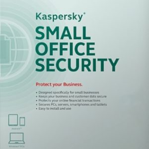 Antivirus Kaspersky Small Office Security