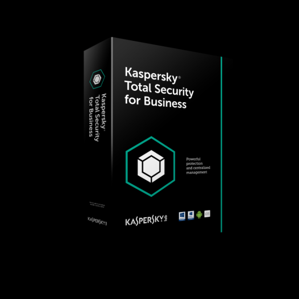 Antivirus Kaspersky TOTAL Security for Business