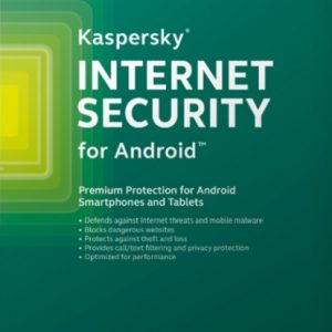 Kaspersky Internet Security pentru Tableta Telefon Android